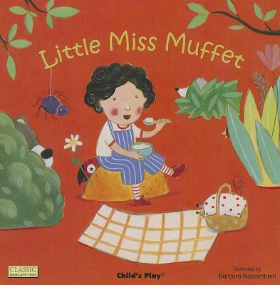 Little Miss Muffet By Nascimbeni, Barbara (ILT)